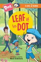 Cover image for Leaf it to Dot