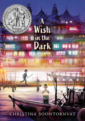 Cover image for A wish in the dark