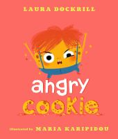 Cover image for Angry cookie