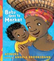 Cover image for Baby goes to market
