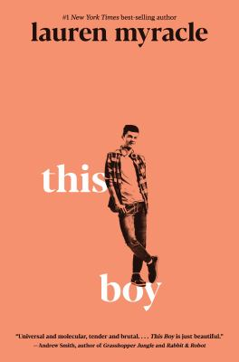 Cover image for This boy