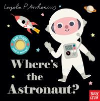 Cover image for Where's the astronaut?