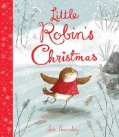 Cover image for Little Robin's Christmas