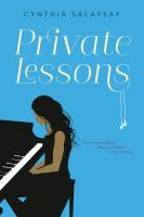 Cover image for Private lessons