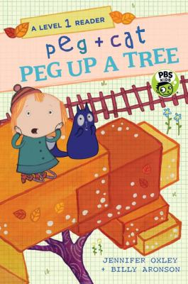 Cover image for Peg up a tree
