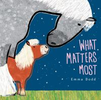 Cover image for What matters most