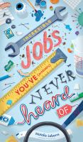 Cover image for Incredible jobs you've (probably) never heard of