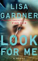 Cover image for Look for me