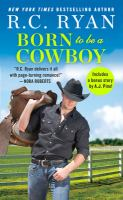 Cover image for Born to be a cowboy
