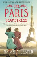 Cover image for The Paris seamstress
