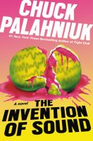 Cover image for The invention of sound : a novel
