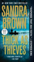 Cover image for Thick as thieves