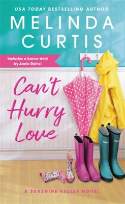 Cover image for Can't hurry love
