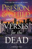 Cover image for Verses for the dead