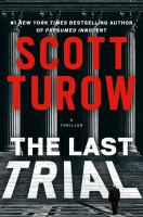 Cover image for The last trial