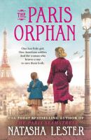 Cover image for The Paris orphan
