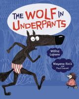Cover image for The wolf in underpants