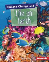 Cover image for Climate change and life on Earth