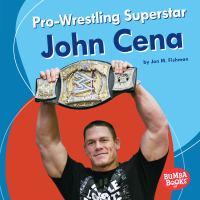 Cover image for Pro-wrestling superstar John Cena