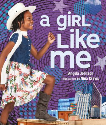 Cover image for A girl like me