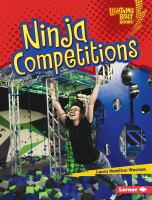 Cover image for Ninja competitions
