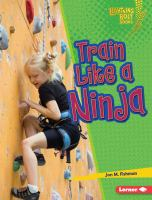 Cover image for Train like a ninja