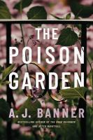 Cover image for The poison garden