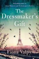 Cover image for The dressmaker's gift