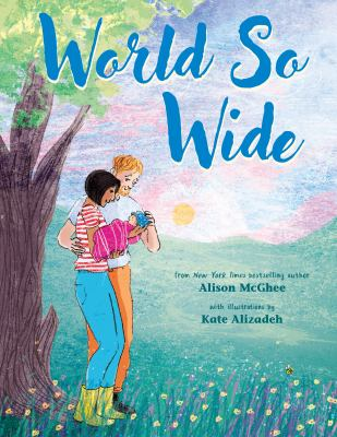 Cover image for World so wide