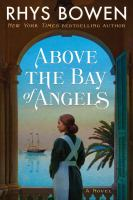 Cover image for Above the bay of angels : a novel