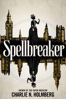 Cover image for Spellbreaker