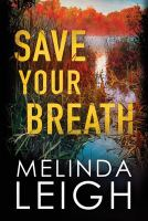 Cover image for Save your breath