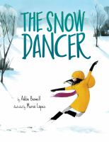 Cover image for The snow dancer