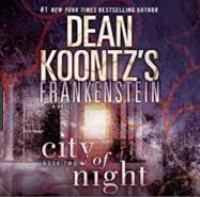 Cover image for City of night