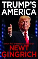 Cover image for Trump's America : the truth about our nation's great comeback