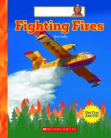 Cover image for Fighting fires