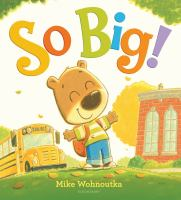 Cover image for So big!