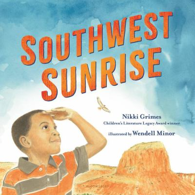 Cover image for Southwest sunrise