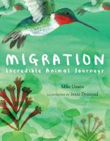 Cover image for Migration : incredible animal journeys