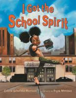 Cover image for I got the school spirit
