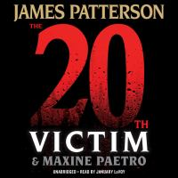 Cover image for The 20th victim
