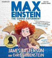 Cover image for Max Einstein : the genius experiment