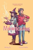 Cover image for Mooncakes