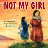 Cover image for Not my girl