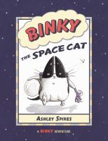 Cover image for Binky the space cat