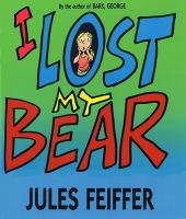 Cover image for I lost my bear