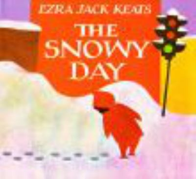 Cover image for The snowy day