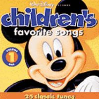 Cover image for Children's favorite songs. Vol.1