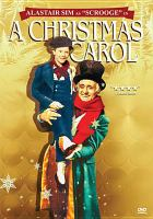 "Cover image for Scrooge adapted from Charles Dickens' ""A Christmas Carol"""
