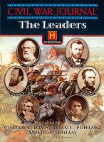 Cover image for Civil War journal : the leaders